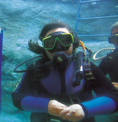 Scuba Diving On The Gold Coast